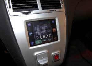 Сенсорный touchscreen-дисплей